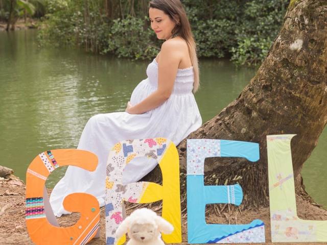 Sesión de Fotos de Embarazadas en la Playa
