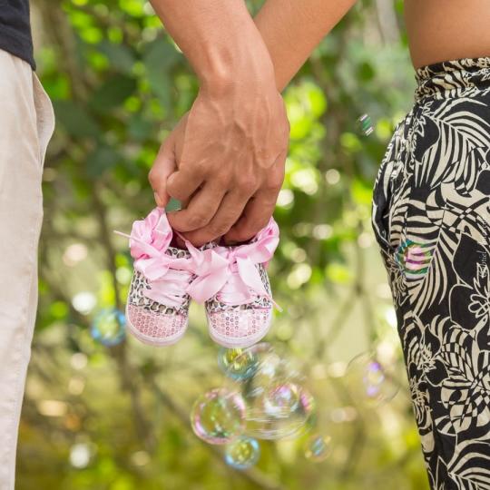 Fotógrafías de Embarazadas en la Playa
