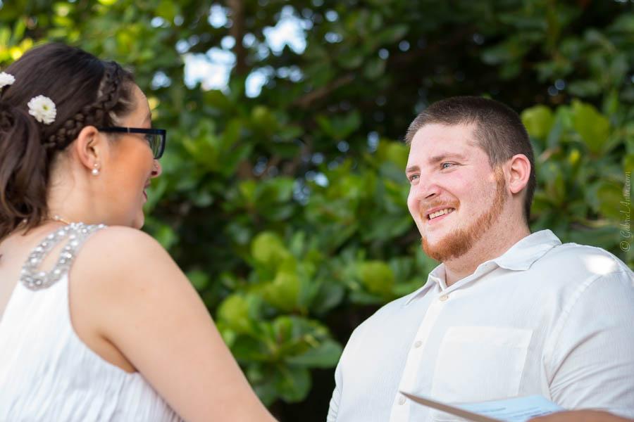 Wedding at Cocles Beach (Puerto Viejo, Costa Rica)