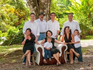 Fotógrafos Profesionales de Familias en Costa Rica