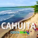 Playa Cahuita Costa Rica