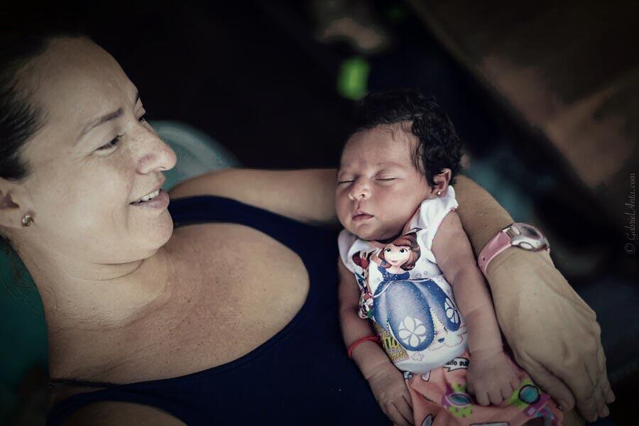 Newborn Recien Nacido Costa Rica Fotógrafo Ana Santos