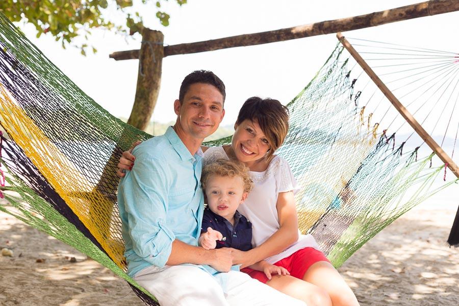 Fotografía de Familias en Costa Rica