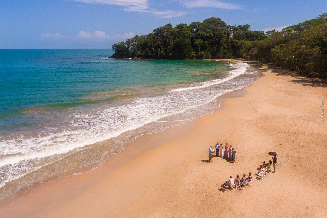 Bodas en el Caribe de Costa Rica